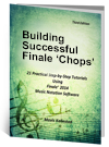 "Finale 2014: Building Successful Finale ""Chops"" Book"