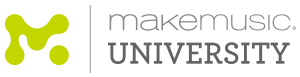 MakeMusic University